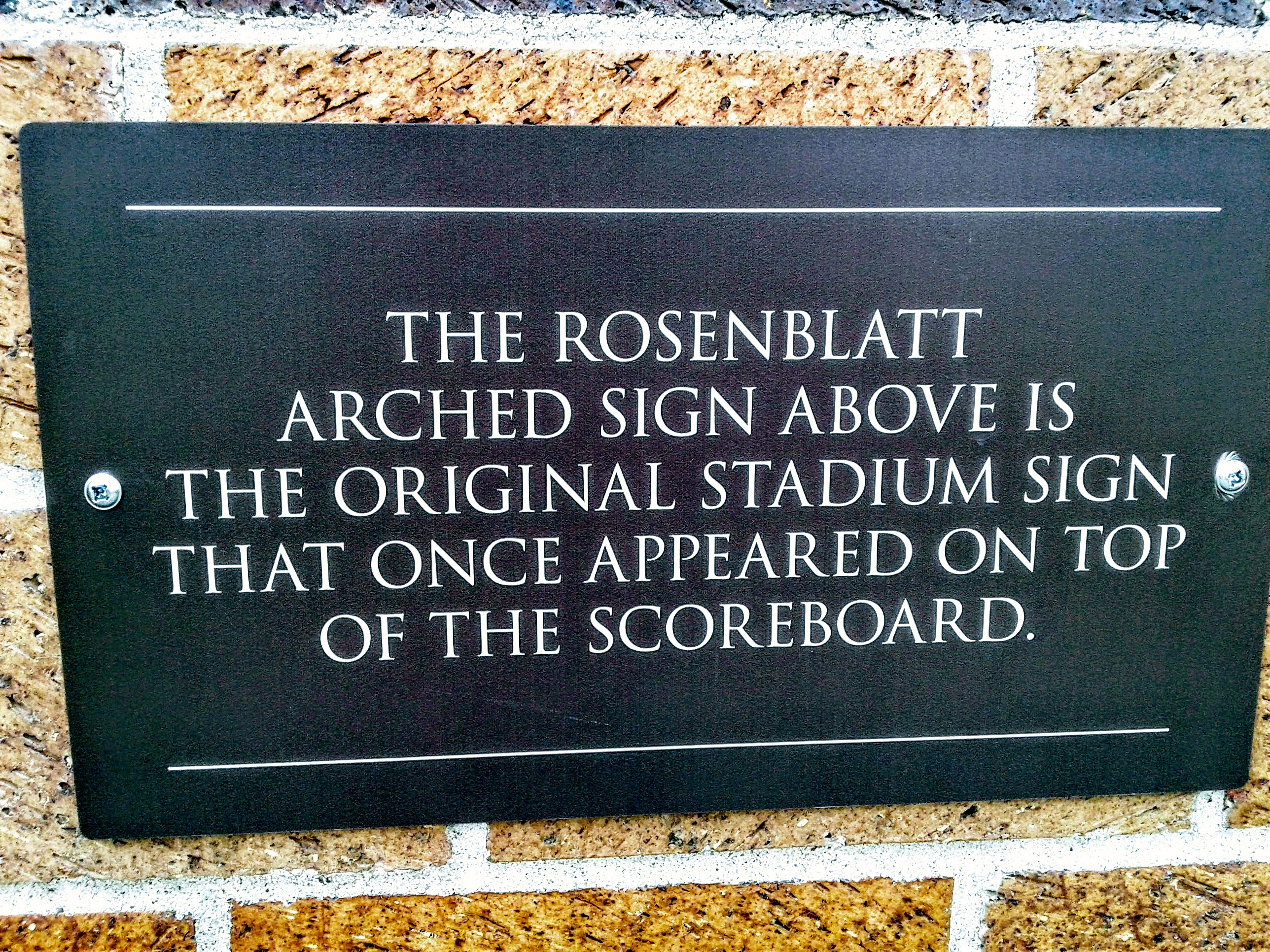 Rosenblatt-Arch-sign-plaque