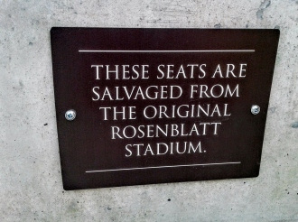 Rosenblatt-original-seats-plaque