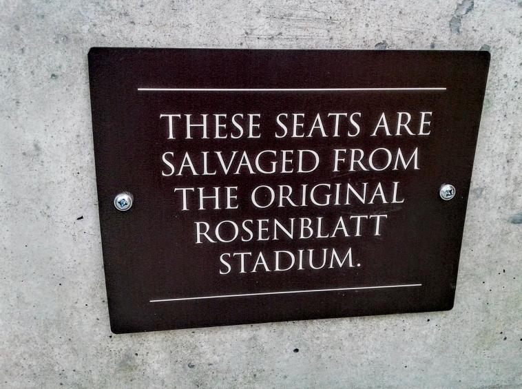 Rosenblatt-original-seats-plaque